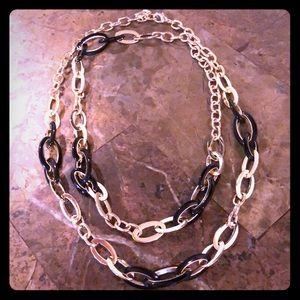 Anne Klein fashion necklace